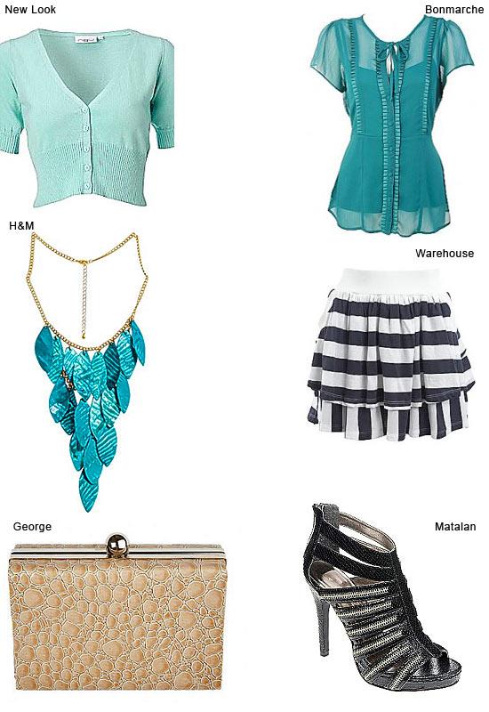 мода лето 2009