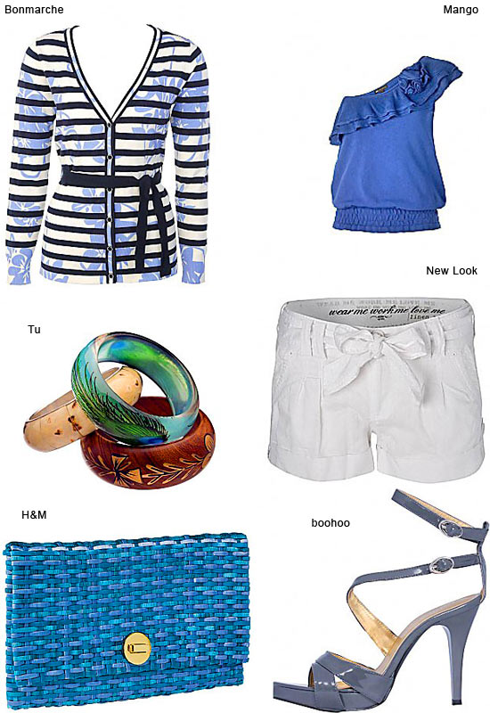 летняя мода 2009