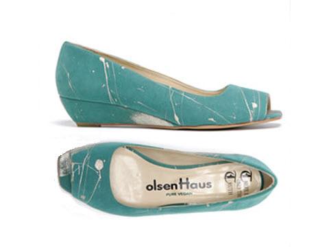 модные туфли 2009
