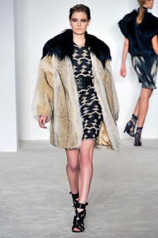 модные тенденции осень-зима 2009