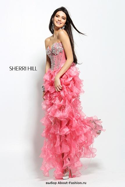 Платья для выпускного 2013 sherri hill 2013 018