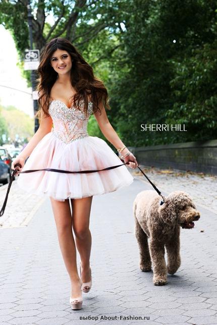 Платья для выпускного 2013 sherri hill 2013 070