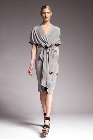 Нарядные платья 2010 от donna karan мода 2015