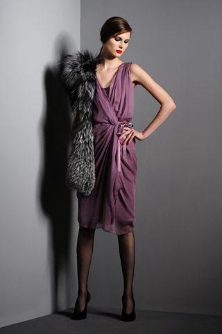 Модні сукні літо осінь 2010 коллекция