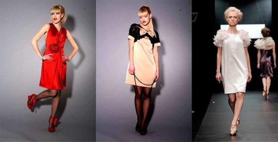 туники и платья из флиса