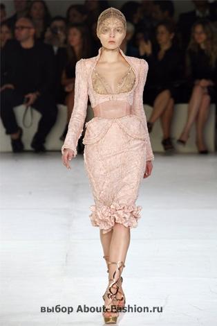 50е годы ретро-мода 2012 -008