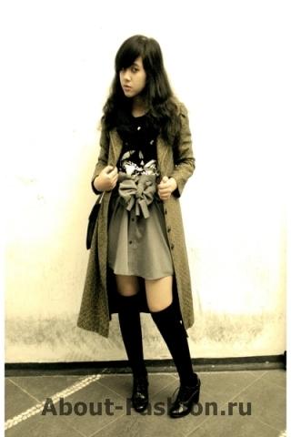 Мода зима 2011, уличная Мода Знакомимся с уличной модой осень-зима...