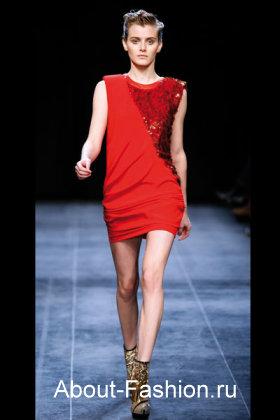 Barbara bui мода осень зима 2010 2011 мода 2015