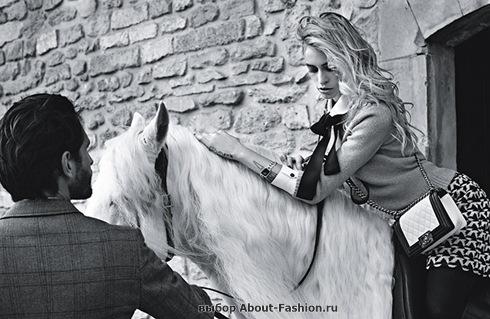 Chanel boy-модная сумка сезона -001