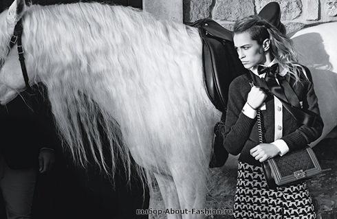 Chanel boy-модная сумка сезона -002