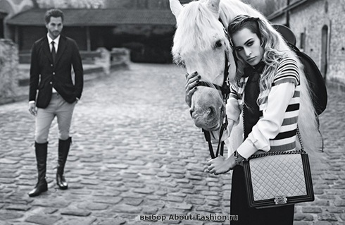 Chanel boy-модная сумка сезона -003