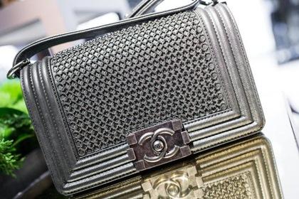 Chanel boy -модная сумка сезона -004