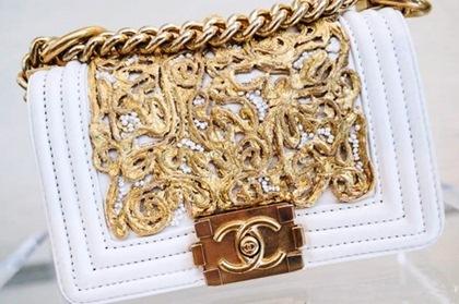 Chanel boy -модная сумка сезона -011
