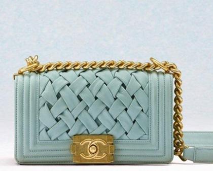 Chanel boy -модная сумка сезона -012