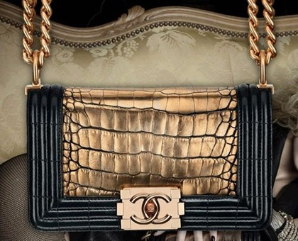 Chanel boy -модная сумка сезона -013