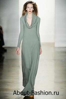 Модные вещи осень-зима 2011-2012 от Costello Tagliatietra на фото.