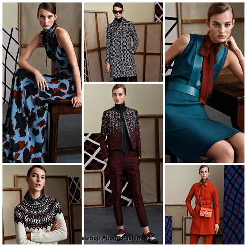 Gucci pre fall 2015