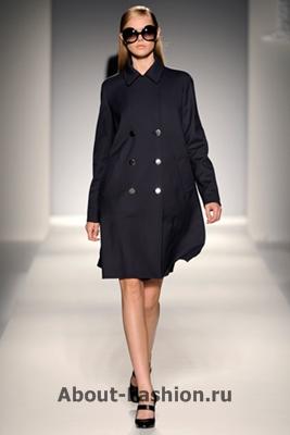 MaxMara-20-012-модное пальто весна-лето 2011