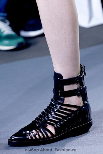 Модная обувь 2013 3.1. Phillip Lim 1-001