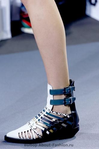 Модная обувь 2013 3.1. Phillip Lim 1-016