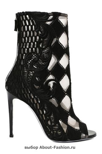 Модная обувь весна-лето 2013 Balmain -008