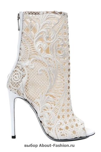Модная обувь весна-лето 2013 Balmain -009