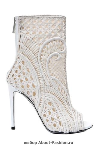 Модная обувь весна-лето 2013 Balmain -011