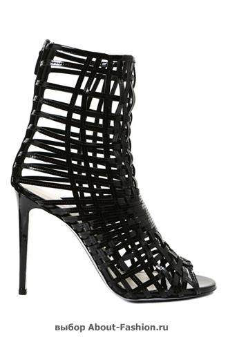 Модная обувь весна-лето 2013 Balmain -017