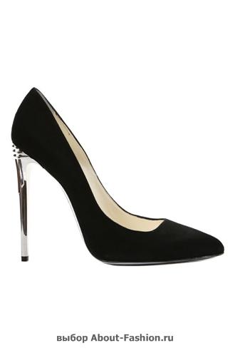 Модная обувь весна-лето 2013 Balmain -021