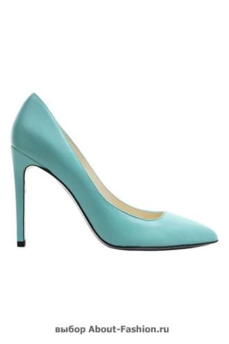 Модная обувь весна-лето 2013 Balmain -028