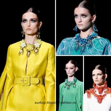 Модные аксессуары от Gucci -001