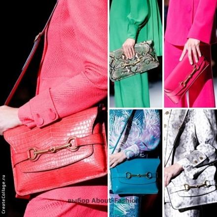 Модные аксессуары от Gucci -002