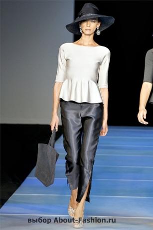 Модные блузки 2012 на About-Fashion.ru -005