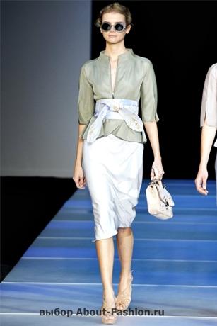 Модные блузки 2012 на About-Fashion.ru -009