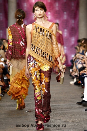Модные блузки 2012 на About-Fashion.ru -012