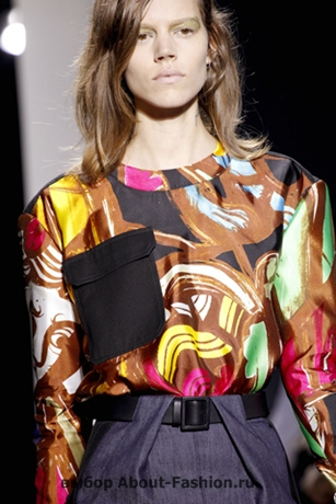 Модные блузки 2012 на About-Fashion.ru -015