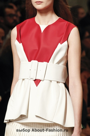 Модные блузки 2012 на About-Fashion.ru -016