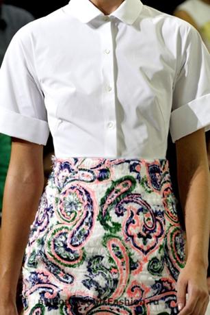 Модные блузки 2012 на About-Fashion.ru -019