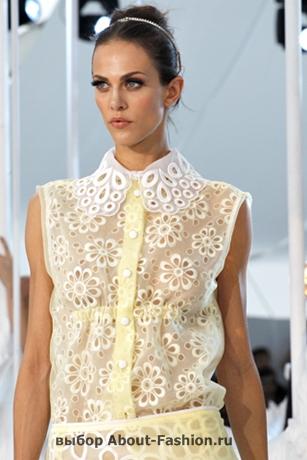 Модные блузки 2012 на About-Fashion.ru -022