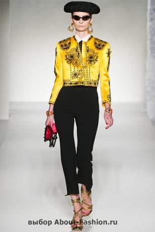 Модные блузки 2012 на About-Fashion.ru -023