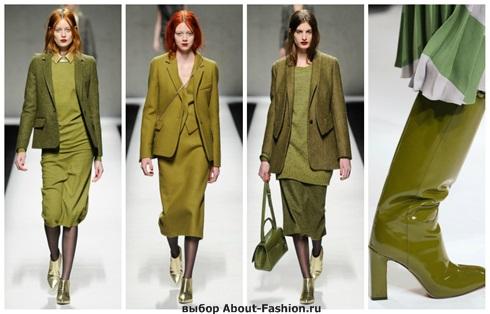 Модные цвета осень-зима 2014-2015 - 004