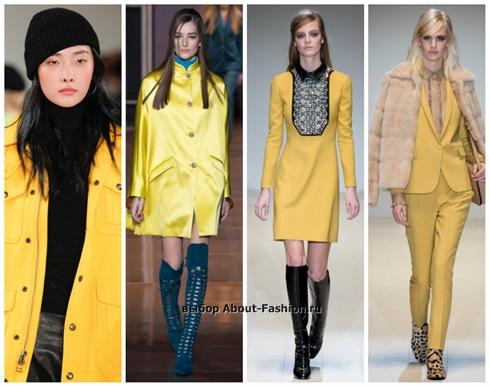 Модные цвета осень-зима 2014-2015 - 008