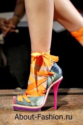 Obuv Dior 2011 - 009