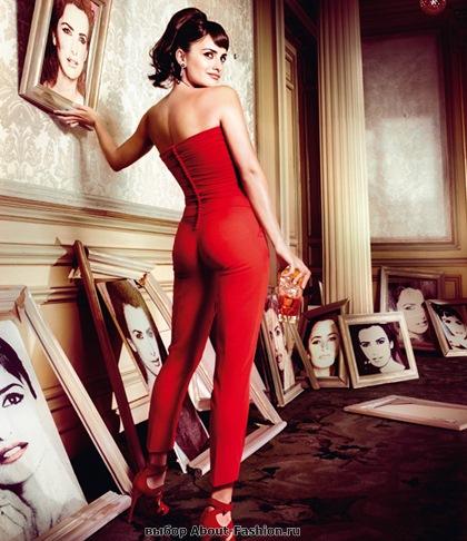 Пенелопа Круз в красном платье 2013 - 002