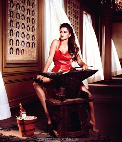 Пенелопа Круз в красном платье 2013 - 003