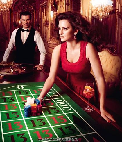 Пенелопа Круз в красном платье 2013 - 005