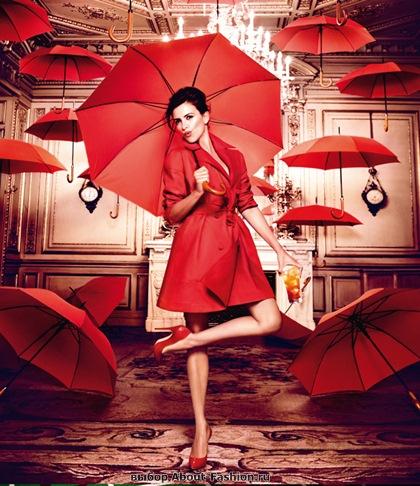 Пенелопа Круз в красном платье 2013 - 006