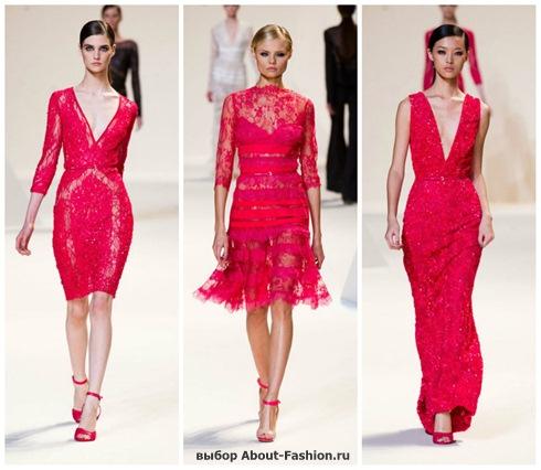 Платья на выпускной 2013 - 006