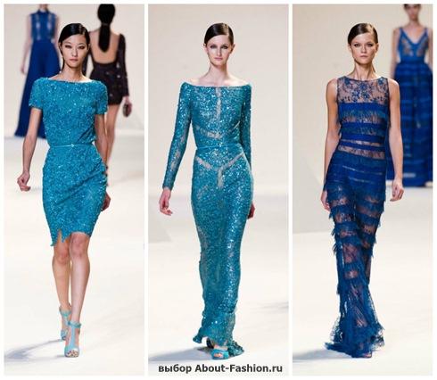 Платья на выпускной 2013 - 007