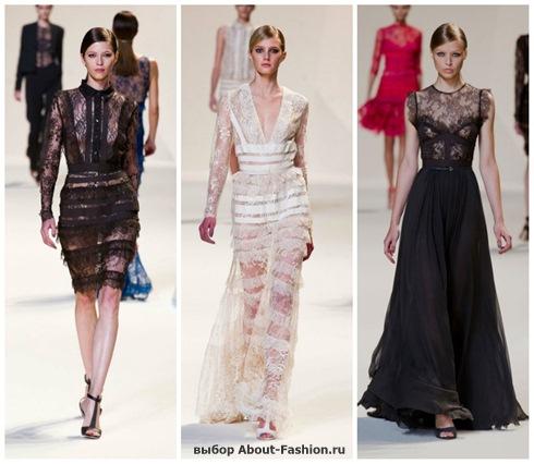 Платья на выпускной 2013 - 008